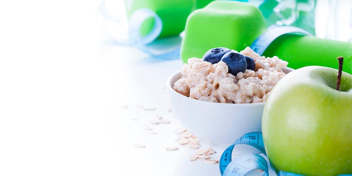 Desayuno para tus músculos