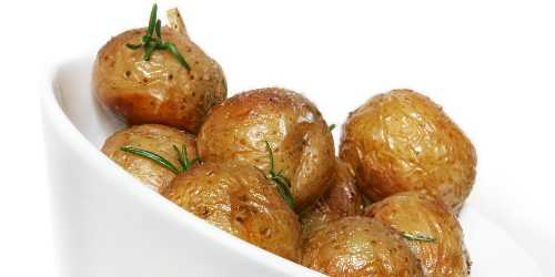 Patata al microondas
