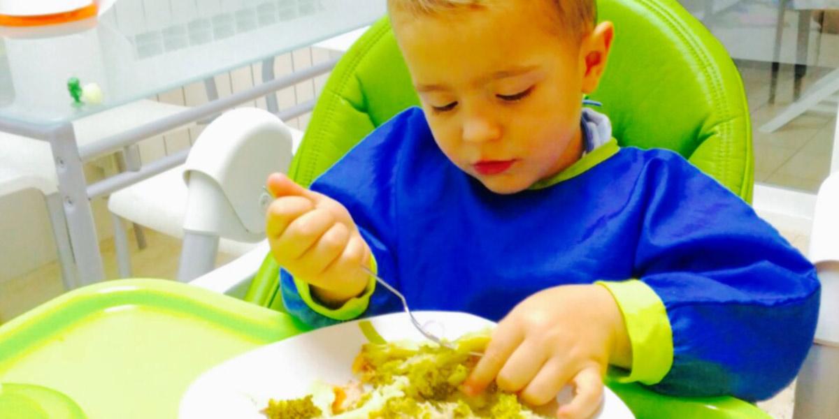 ¿Tus hijos no quieren frutas ni verduras?