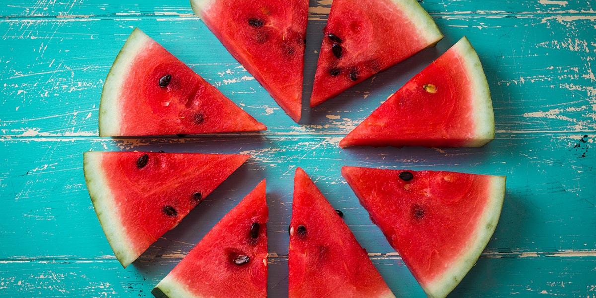 Sandía: la vitamina del verano