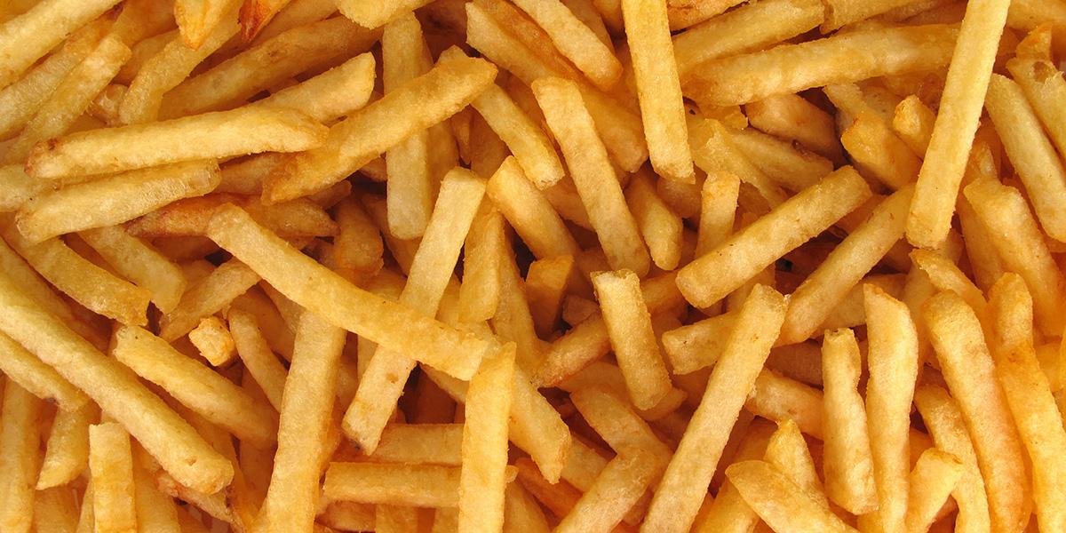 Patatas fritas ¿Sí o no?