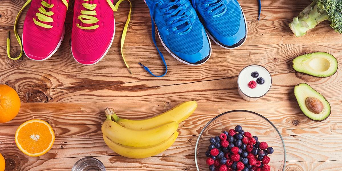 ¿Qué sucede si comes mal y haces deporte?