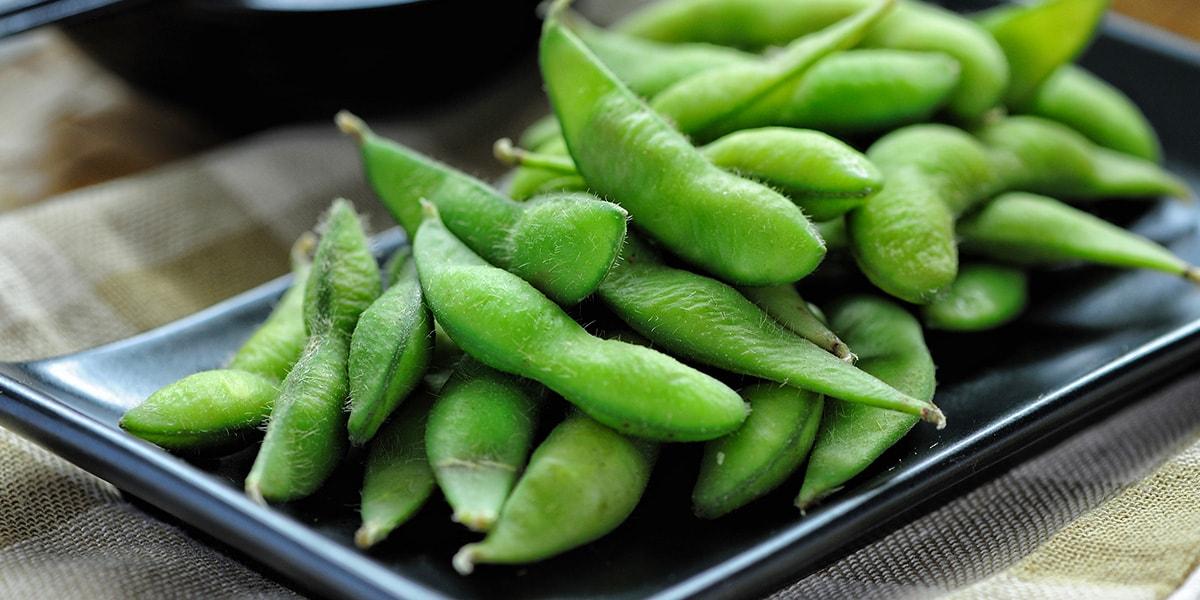 El Edamame, un snack de lo más saludable