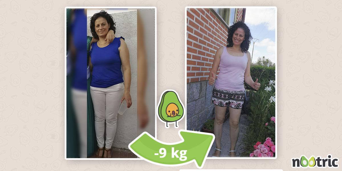 -9 kilos: Belén te cuenta cómo perder peso saludablemente