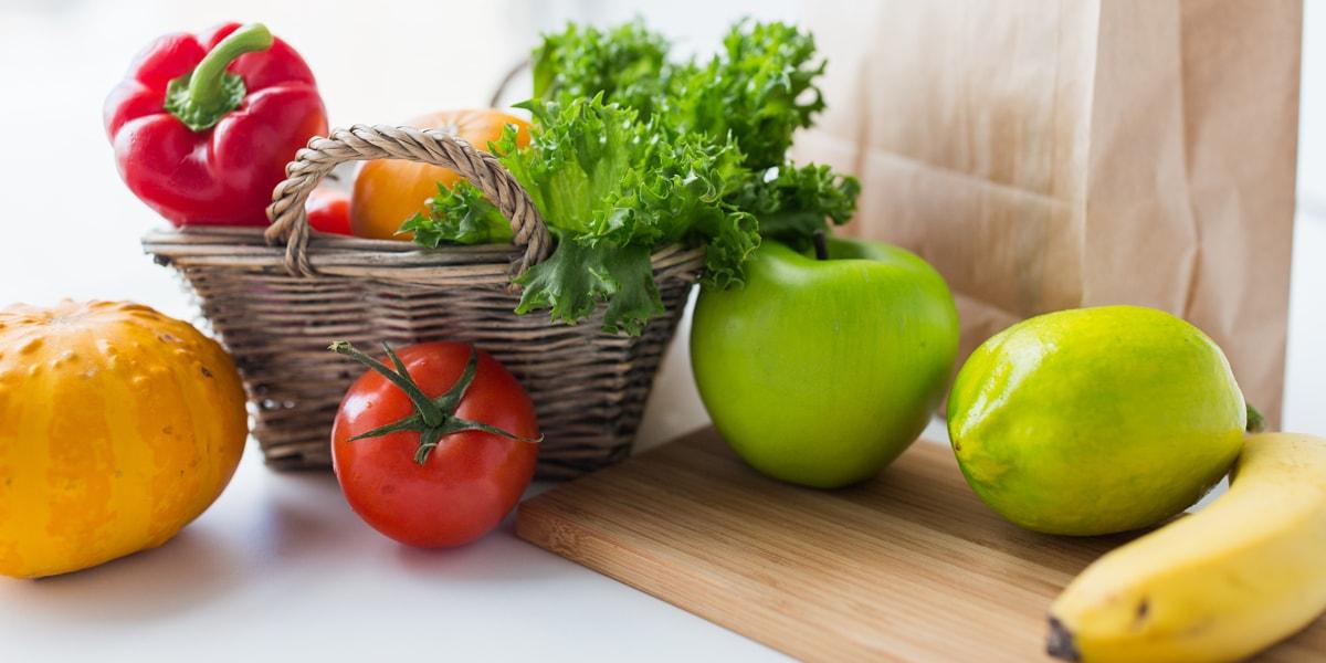 Trucos para conservar frutas y verduras durante la cuarantena