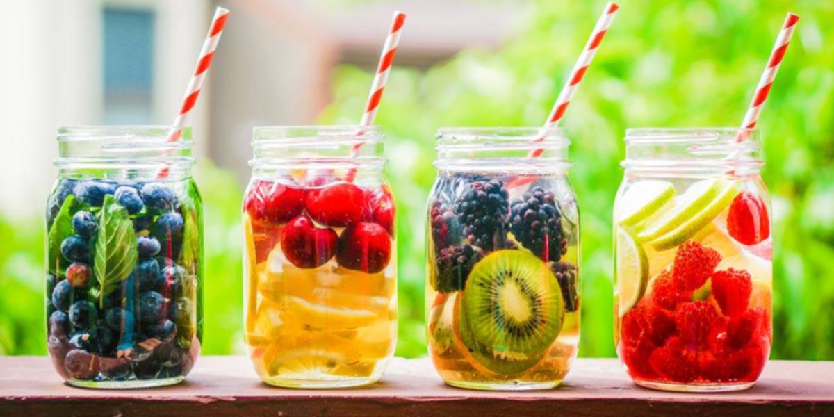 Dieta depurativa y zumos detox.