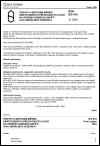 ČSN IEC 816 Pokyny k metodám měření krátkodobých přechodových jevů na vedeních nízkého napětí a na signálních vedeních