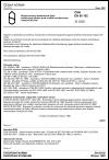 ČSN EN 50102 Stupně ochrany poskytované kryty elektrických zařízení proti vnějším mechanickým nárazům (IK kód)