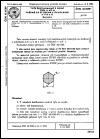 ČSN 42 6530 Tyče šestihranné z ocelí tříd 11 až 16 tažené za studena s úchylkami h 11 a h 12. Rozměry