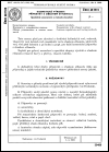 ČSN 68 1513 Kosmetické výrobky. Přípravky s obsahem ethanolu. Společná ustanovení a metody zkoušení