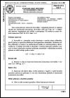 ČSN 83 4712-3 Ochrana ovzduší. Stanovení emisí sirovodíku ze stacionárních zdrojů. Metoda odměrného stanovení