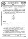 ČSN 42 6518 Tyče kruhové z ocelí tříd 12 až 17 broušené nebo leštěné po broušení, s úchylkami h 11 a h 9. Rozměry