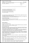 ČSN EN 14351-1 +A2 Okna a dveře - Norma výrobku, funkční vlastnosti - Část 1: Okna a vnější dveře