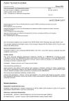 ČSN EN IEC 63044-3 Obecné požadavky na elektronické systémy pro byty a budovy (HBES) a na automatizační a řídicí systémy budov (BACS) - Část 3: Požadavky na elektrickou bezpečnost