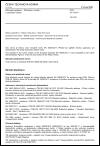 ČSN EN 16839 Železniční aplikace - Železniční vozidla - Uspořádání čelníku