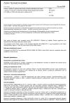 ČSN EN 50385 ed. 2 Norma výrobku k prokazování shody zařízení základnových stanic s mezemi vystavení vysokofrekvenčním elektromagnetickým polím (110 MHz až 100 GHz) při jejich uvádění na trh
