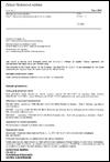 ČSN EN 451-2 Metoda zkoušení popílku - Část 2: Stanovení jemnosti proséváním za mokra