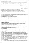 ČSN EN ISO 10582 Pružné podlahové krytiny - Heterogenní polyvinylchloridové podlahové krytiny - Specifikace