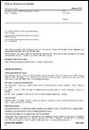 ČSN EN 1364-2 Zkoušení požární odolnosti nenosných prvků - Část 2: Podhledy