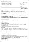 ČSN EN ISO 10156 Lahve na plyny - Plyny a plynné směsi - Stanovení hořlavosti a oxidační schopnosti při výběru výstupů ventilu lahve