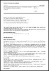 ČSN EN 1794-1 Zařízení pro snížení hluku silničního provozu - Neakustické vlastnosti - Část 1: Mechanické vlastnosti a požadavky na stabilitu