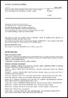 ČSN EN 868-2 Obaly pro zdravotnické prostředky sterilizované v konečném obalu - Část 2: Sterilizační obal - Požadavky a zkušební metody