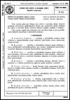 ČSN 72 1860 Kámen pro zdivo a stavební účely. Společná ustanovení