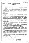 ČSN 73 6190 Statická zatěžovací zkouška podloží a podkladních vrstev vozovek