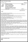 ČSN EN 60191-6-1 Rozměrová normalizace polovodičových součástek - Část 6-1: Všeobecná pravidla pro přípravu výkresů pouzder polovodičových součástek pro povrchovou montáž - Konstrukční návod pro pouzdra s vývody ve tvaru racčího křídla