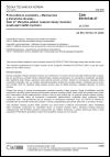 ČSN EN 60749-37 Polovodičové součástky - Mechanické a klimatické zkoušky - Část 37: Zkouška pádem osazené desky metodou používající měřič zrychlení