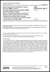 ČSN ETSI EN 301 489-12 V2.2.2 Elektromagnetická kompatibilita a rádiové spektrum (ERM) - Norma pro elektromagnetickou kompatibilitu (EMC) rádiových zařízení a služeb - Část 12: Specifické podmínky pro koncová zařízení s velmi malou aperturou, družicové interaktivní pozemské stanice pracující v kmitočtových rozsazích mezi 4 GHz a 30 GHz v pevné družicové službě (FSS)