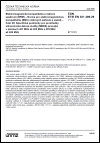 ČSN ETSI EN 301 489-29 V1.1.1 Elektromagnetická kompatibilita a rádiové spektrum (ERM) - Norma pro elektromagnetickou kompatibilitu (EMC) rádiových zařízení a služeb - Část 29: Specifické podmínky pro prostředky zdravotnické datové služby (MEDS) pracující v pásmech 401 MHz až 402 MHz a 405 MHz až 406 MHz