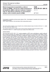 ČSN ETSI EN 301 489-33 V1.1.1 Elektromagnetická kompatibilita a rádiové spektrum (ERM) - Norma pro elektromagnetickou kompatibilitu (EMC) rádiových zařízení a služeb - Část 33: Specifické podmínky pro komunikační zařízení velmi širokého pásma (UWB)