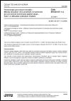 ČSN EN 62137-1-4 Technologie povrchové montáže - Metody zkoušení vlivů prostředí a trvanlivosti pro povrchově montované pájené spoje - Část 1-4: Zkouška cyklickým ohybem