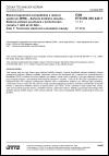 ČSN ETSI EN 300 440-1 V1.5.1 Elektromagnetická kompatibilita a rádiové spektrum (ERM) - Zařízení krátkého dosahu - Rádiová zařízení používaná v kmitočtovém rozsahu 1 GHz až 40 GHz - Část 1: Technické vlastnosti a zkušební metody