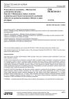 ČSN EN 60749-20-1 Polovodičové součástky - Mechanické a klimatické zkoušky - Část 20-1: Manipulace, balení, značení a přeprava povrchově montovaných součástek citlivých na společné působení vlhkosti a tepla při pájení