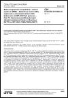 ČSN ETSI EN 301 908-10 V4.1.1 Elektromagnetická kompatibilita a rádiové spektrum (ERM) - Základnové stanice (BS), opakovače a uživatelská zařízení (UE) buňkových sítí IMT-2000 třetí generace - Část 10: Harmonizovaná EN pokrývající základní požadavky článku 3.2 Směrnice R&TTE na IMT-2000, FDMA/TDMA (DECT)