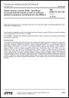 TNI ETSI TS 101 154 V1.9.1 Digitální televizní vysílání (DVB) - Specifikace pro použití kódování obrazu a zvuku ve vysílacích aplikacích založených na transportním toku MPEG-2