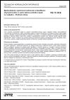 TNI 73 0329 Zjednodušené výpočtové hodnocení a klasifikace obytných budov s velmi nízkou potřebou tepla na vytápění - Rodinné domy