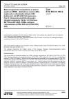 ČSN ETSI EN 301 908-2 V4.2.1 Elektromagnetická kompatibilita a rádiové spektrum (ERM) - Základnové stanice (BS), opakovače a uživatelská zařízení (UE) buňkových sítí IMT-2000 třetí generace - Část 2: Harmonizovaná EN pokrývající základní požadavky článku 3.2 Směrnice R&TTE na IMT-2000, CDMA s přímým rozprostřením (UTRA FDD a E-UTRA FDD) (UE)