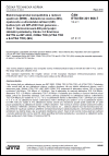 ČSN ETSI EN 301 908-7 V4.2.1 Elektromagnetická kompatibilita a rádiové spektrum (ERM) - Základnové stanice (BS), opakovače a uživatelská zařízení (UE) buňkových sítí IMT-2000 třetí generace - Část 7: Harmonizovaná EN pokrývající základní požadavky článku 3.2 Směrnice R&TTE na IMT-2000, CDMA TDD (UTRA TDD a E-UTRA TDD) (BS)