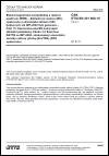 ČSN ETSI EN 301 908-15 V4.2.1 Elektromagnetická kompatibilita a rádiové spektrum (ERM) - Základnové stanice (BS), opakovače a uživatelská zařízení (UE) buňkových sítí IMT-2000 třetí generace - Část 15: Harmonizovaná EN pokrývající základní požadavky článku 3.2 Směrnice R&TTE na IMT-2000, zdokonalený univerzální zemský rádiový přístup (E-UTRA) (FDD opakovače)