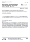 ČSN EN 61300-2-47 ed. 3 Spojovací prvky a pasivní součástky vláknové optiky - Základní zkušební a měřicí postupy - Část 2-47: Zkoušky - Teplotní šoky
