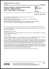 ČSN EN 61162-1 ed. 3 Námořní navigační a radiokomunikační zařízení a systémy - Digitální rozhraní - Část 1: Jeden vysílač a více přijímačů