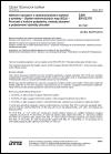 ČSN EN 62376 Námořní navigační a radiokomunikační zařízení a systémy - Systém elektronických map (ECS) - Provozní a funkční požadavky, metody zkoušení a požadované výsledky zkoušek