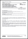 ČSN EN 60684-3-205 Ohebné izolační trubičky - Část 3: Specifikace jednotlivých typů trubiček - List 205: Teplem smrštitelné trubičky z chlorovaného polyolefinu se zpomaleným hořením, jmenovitý poměr smrštění 1,7:1 a 2:1