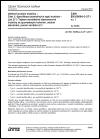 ČSN EN 60684-3-271 ed. 3 Ohebné izolační trubičky - Část 3: Specifikace jednotlivých typů trubiček - List 271: Teplem smrštitelné elastomerové trubičky se zpomaleným hořením, odolné tekutinám, poměr smrštění 2:1