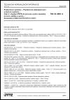 TNI 33 4591-3 Poplachové systémy - Poplachové zabezpečovací a tísňové systémy - Část 3: Uvedení PZTS do provozu a jeho následný provoz, údržba a servis - Komentář k ČSN CLC/TS 50131-7:2011