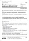 ČSN EN 61340-4-4 ed. 2 Elektrostatika - Část 4-4: Standardní zkušební metody pro specifické aplikace - Elektrostatická klasifikace flexibilních středně objemových vaků (FIBC)