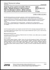 ČSN EN 61300-3-33 ed. 2 Spojovací prvky a pasivní součástky vláknové optiky - Základní zkušební a měřicí postupy - Část 3-33: Zkoušení a měření - Měření výsuvné síly z pružné dutinky pomocí kalibračních kolíků